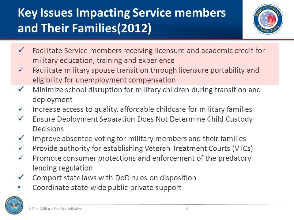 USA 4 Military Families Initiative 14 2.