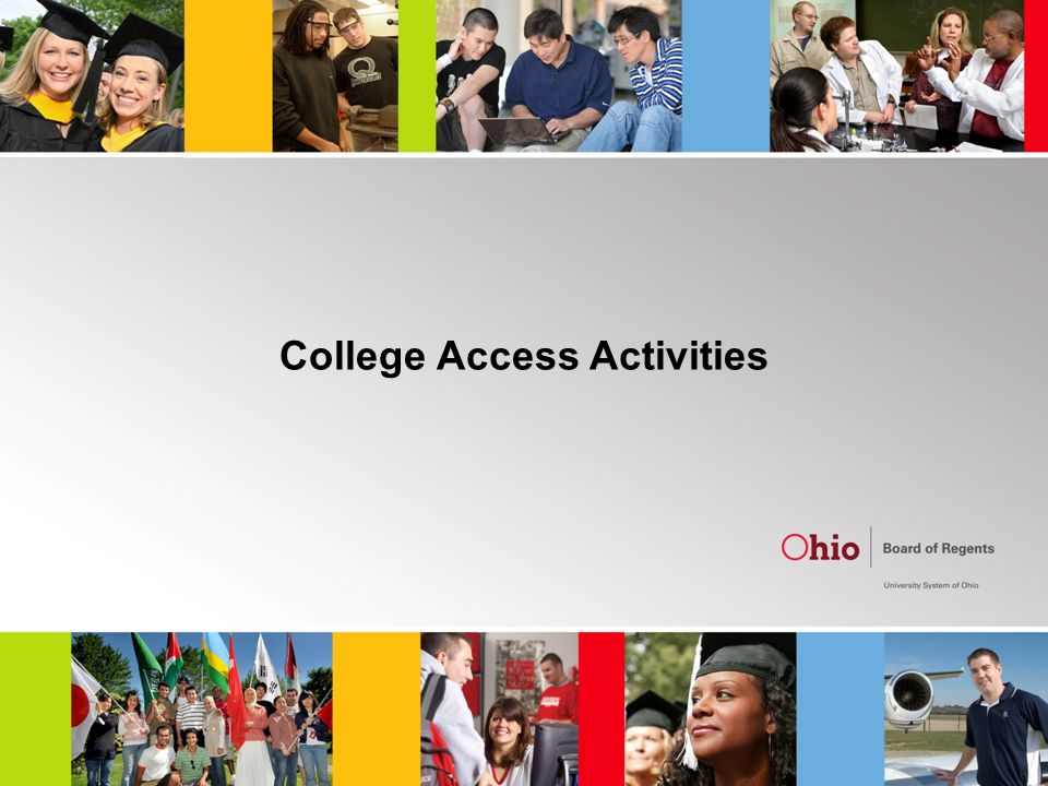 College Access Activities