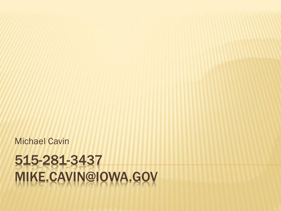 Michael Cavin
