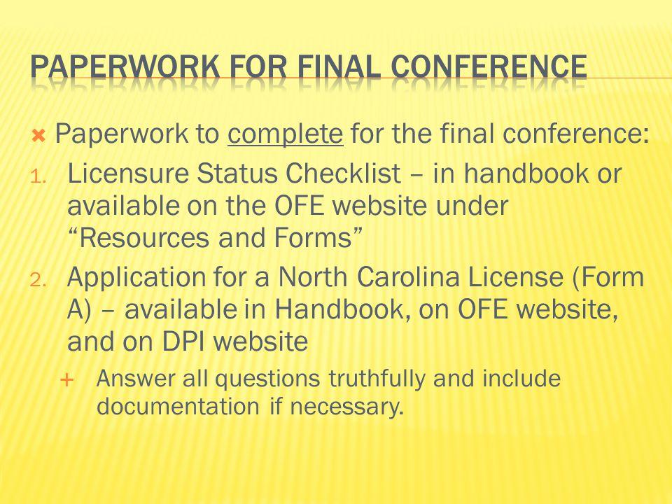 3.$55 check to North Carolina Department of Public Instruction (NCDPI).