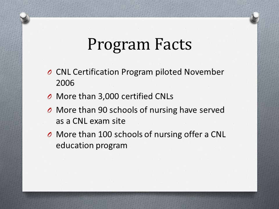 Why Certification? Certification is voluntary and serves to: O Demonstrate a commitment to the profession O Indicate that an individual has acquired k
