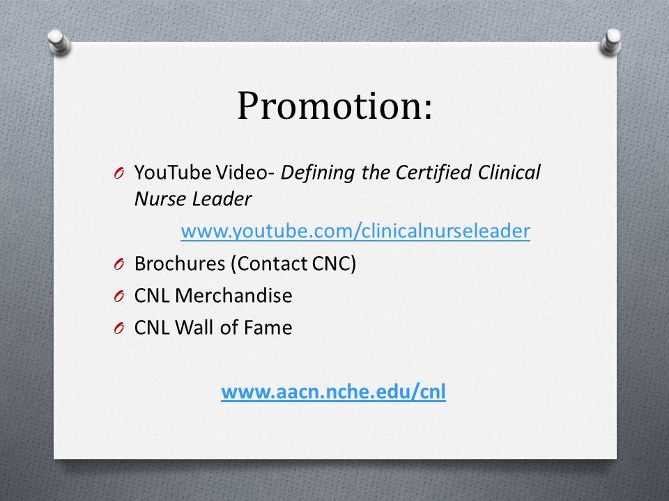 AACN/CNC CNL Online Discussion Boards The CNL Community www.community.aacn.nche.edu/cn/ Nurses Lounge www.nurseslounge.com
