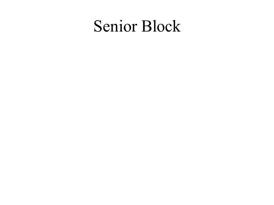 Senior Block