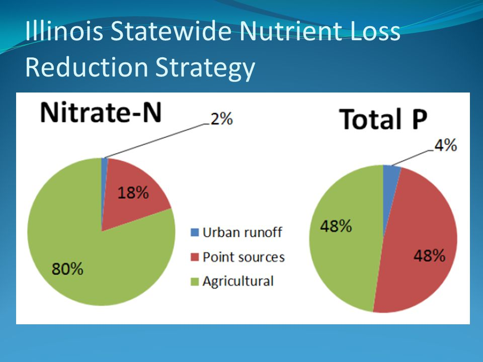 Illinois Statewide Nutrient Loss Reduction Strategy