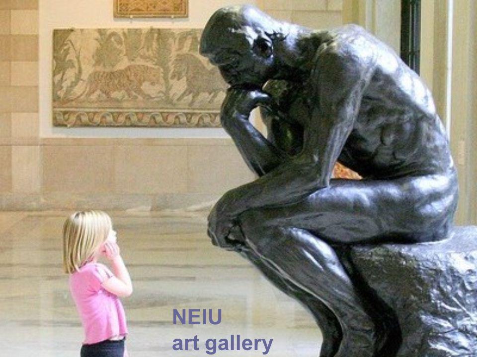 NEIU art gallery