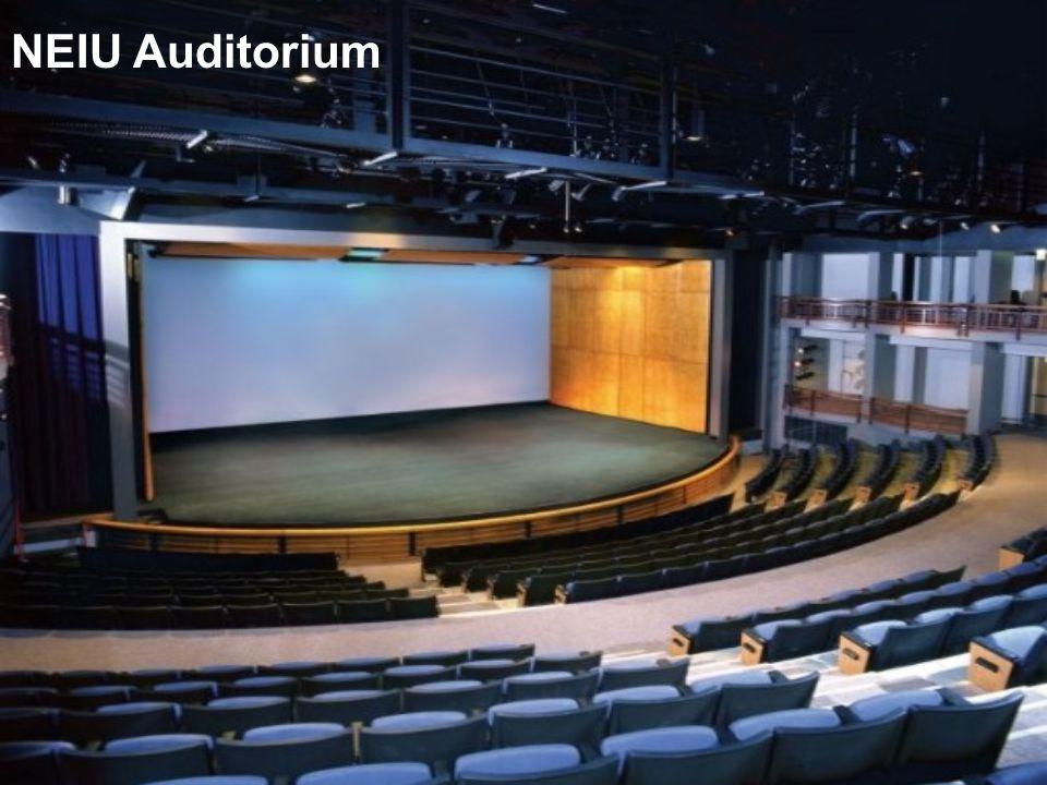 NEIU Auditorium
