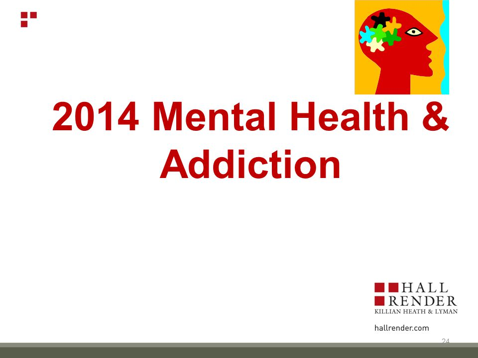 2014 Mental Health & Addiction 24