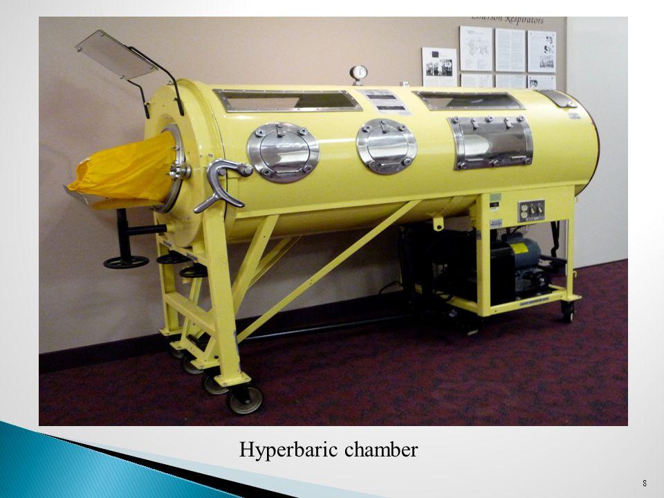 8 Hyperbaric chamber