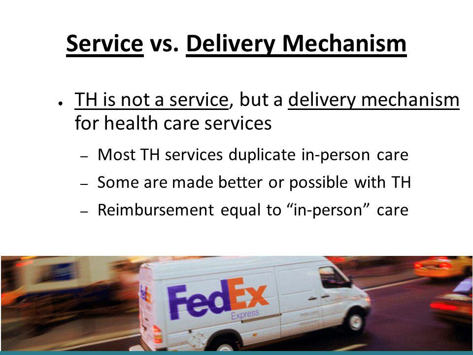Service vs.