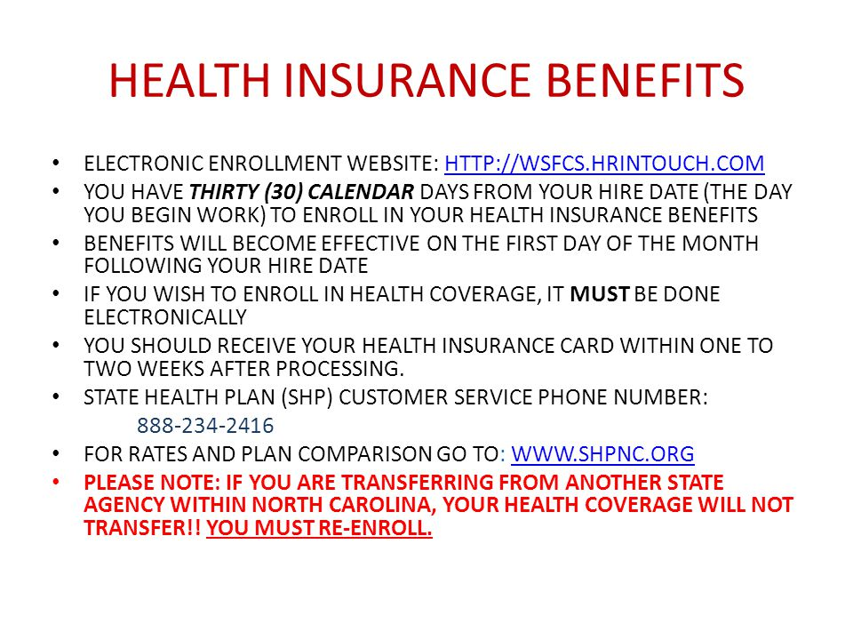 BENEFITS INFORMATION ***TOPICS OF DISCUSSION*** HEALTH INSURANCE BENEFITS DENTAL INSURANCE BENEFITS LIFE INSURANCE BENEFITS