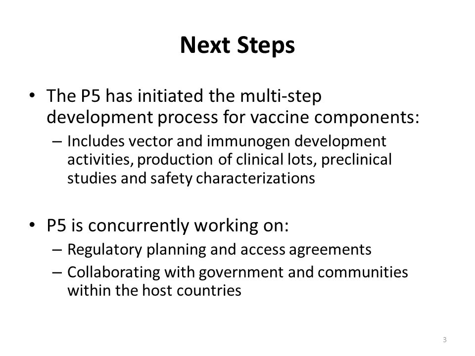 4 Scientific Objective of Phase 1-2 Trial in Southern Africa To demonstrate immune responses from clade C vaccine sufficient to extend results of RV144 vaccine To determine if levels of V1V2 antibody responses to clade C vaccine will enable testing of the V1V2 hypothesis as a vaccine- induced Correlate of Protection (CoP)