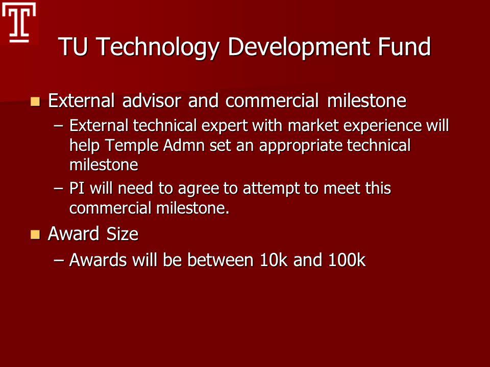 Visit us online www.temple.edu/research/otdc Contact Information Niraj Muni, Ph.D.