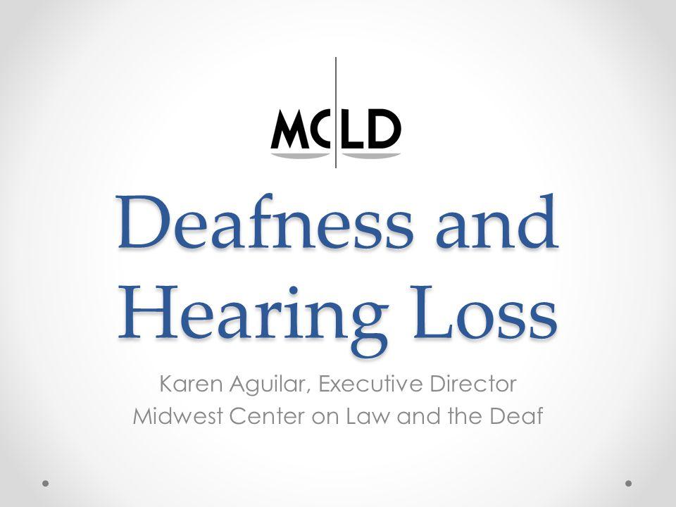 Labels Deaf deaf Hard of Hearing Hearing Impaired Hearing Loss Deaf-Blind