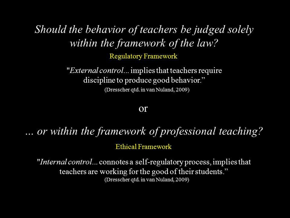 Shapira-Lishinsky, O.(2009). Towards professionalism: ethical perspectives of Israeli teachers.