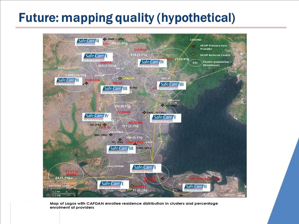 Future: mapping quality (hypothetical)