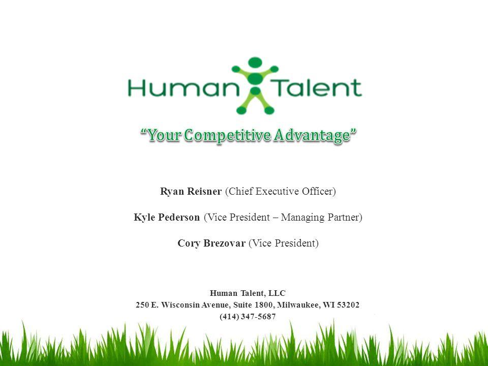 Human Talent, LLC 250 E.