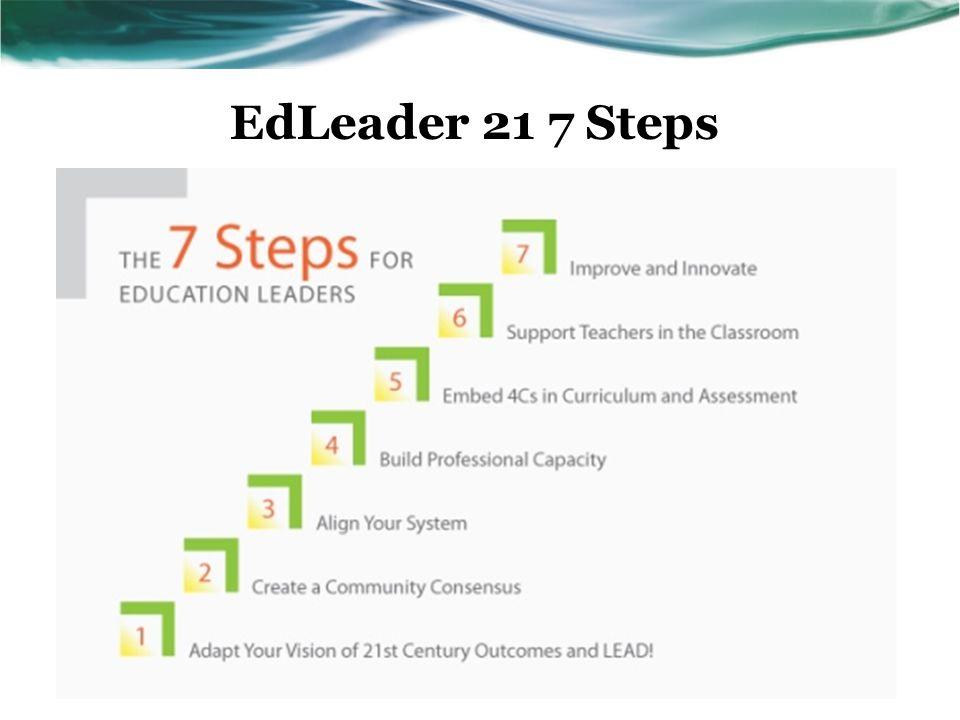EdLeader 21 7 Steps