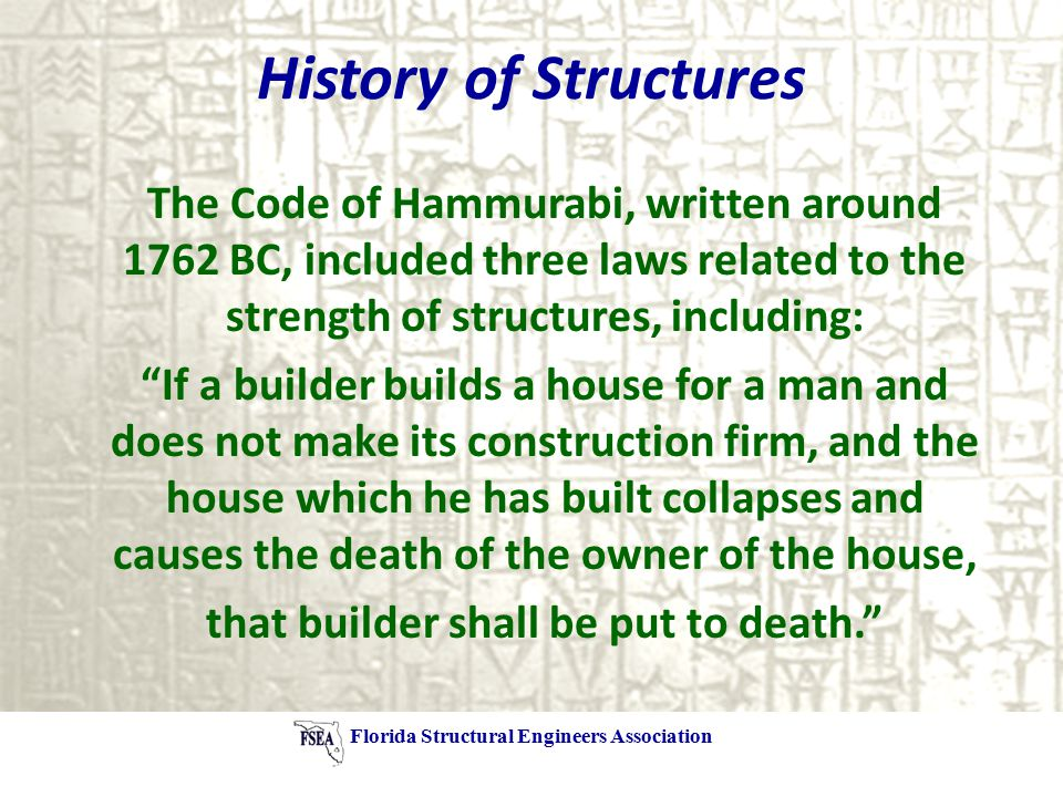 History of Separate Licensing In 1907, Wyoming enacted the first Professional Engineers Act in the United States.
