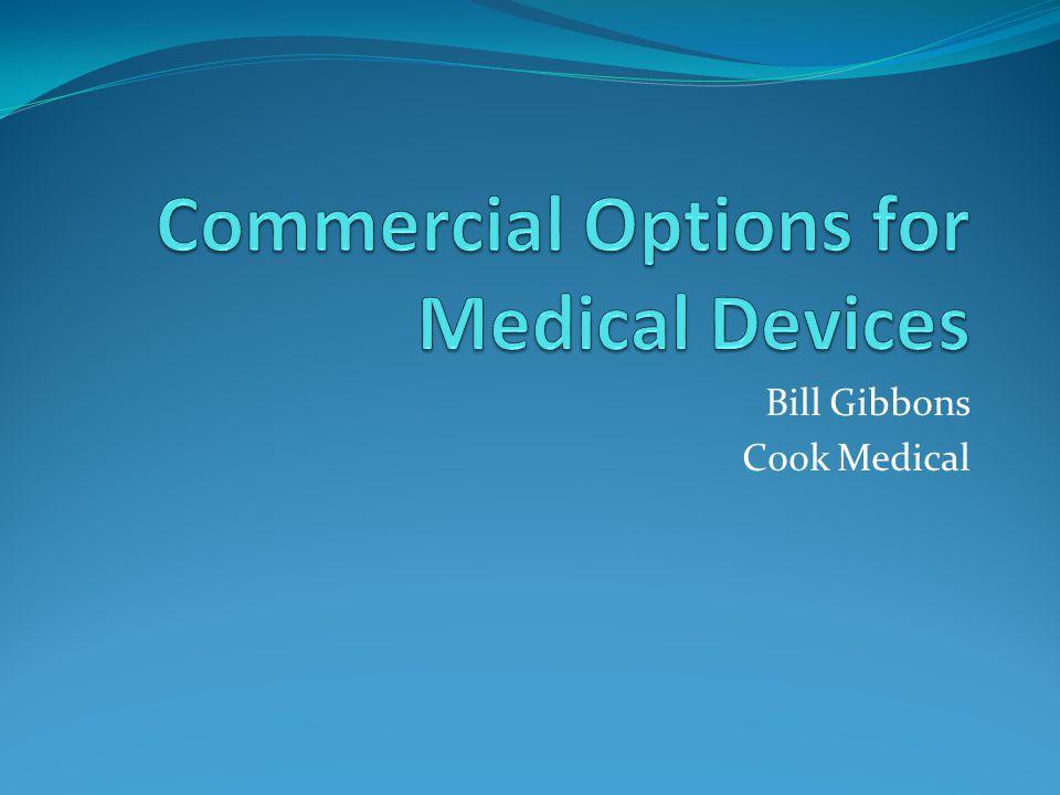 Bill Gibbons Cook Medical