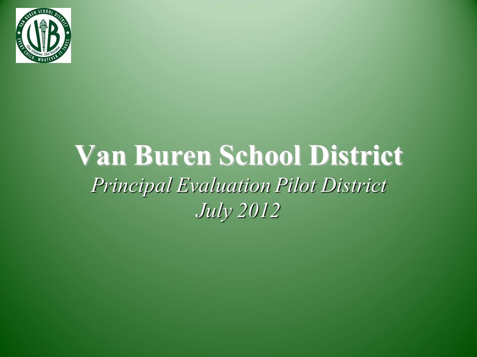 Superintendent completes the Principal Evaluation Rubric on all standards and functions.