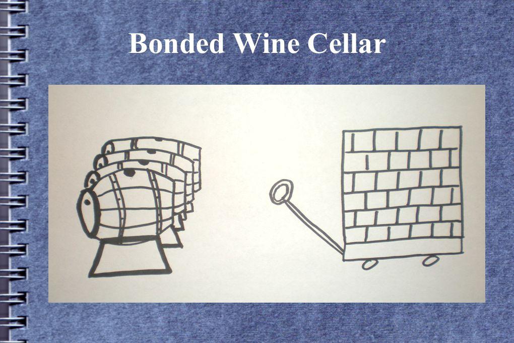 Bonded Wine Cellar