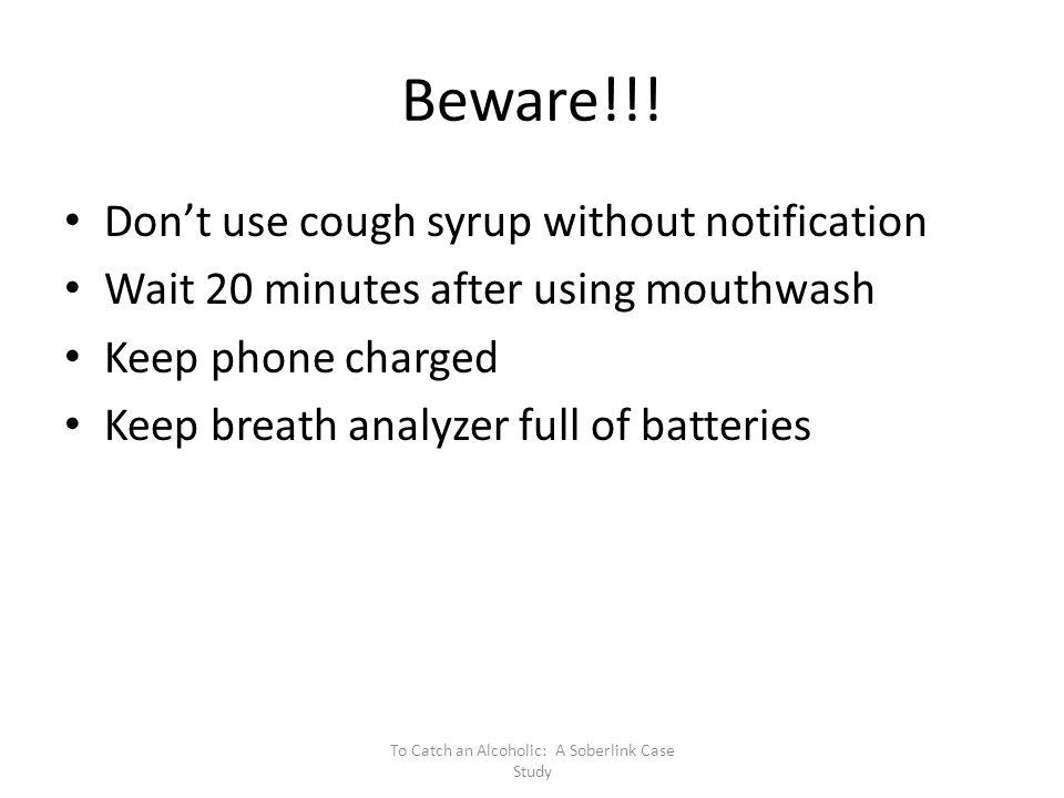 Beware!!.