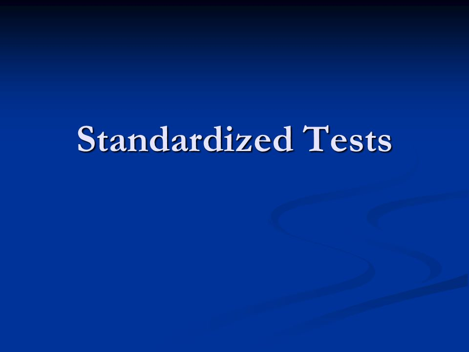Problems with Individually Administered Tests Time required to administer test Time required to administer test Expense Expense Need for trained examiners Need for trained examiners Unsuited for administration to large numbers of people Unsuited for administration to large numbers of people