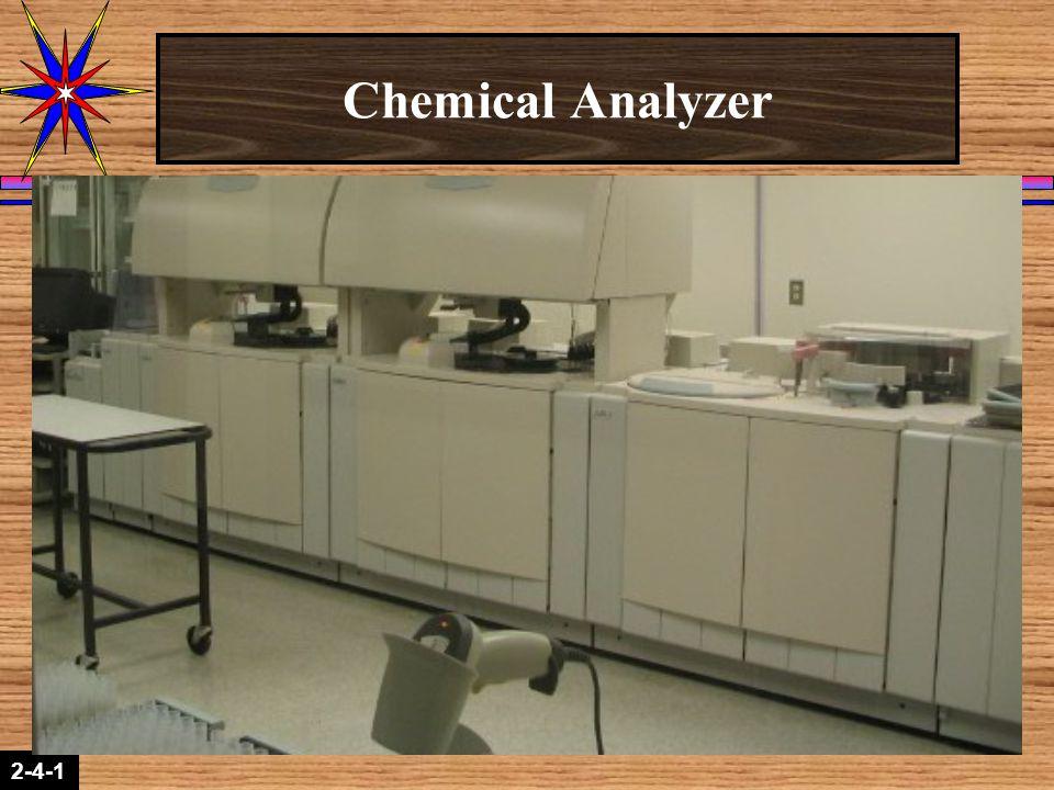 2-1-2 2-4-1 Chemical Analyzer