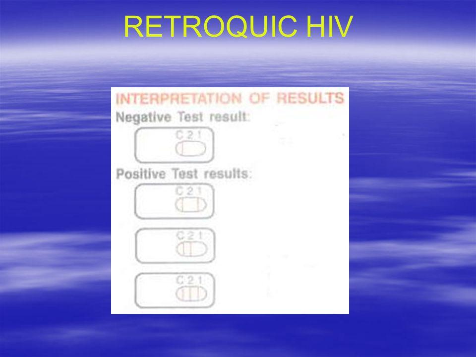 RETROQUIC HIV