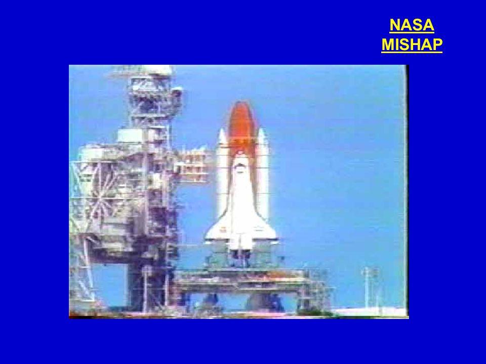 NASA MISHAP