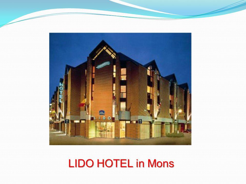 LIDO HOTEL in Mons
