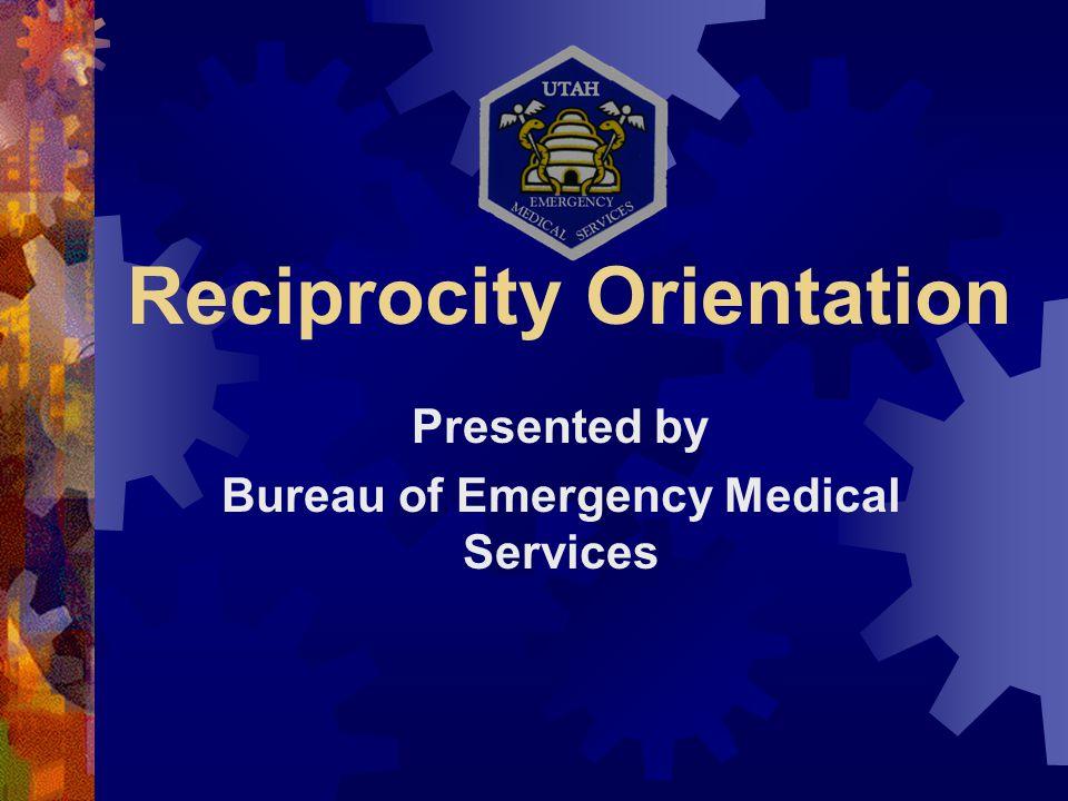 Documentation  Application  Picture  Fingerprints (2 sets)  Current certification- State or National Registry  Declaration of Understanding