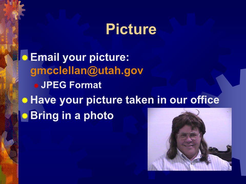 Documentation  Application  Picture  BCI Fingerprints (2 sets)