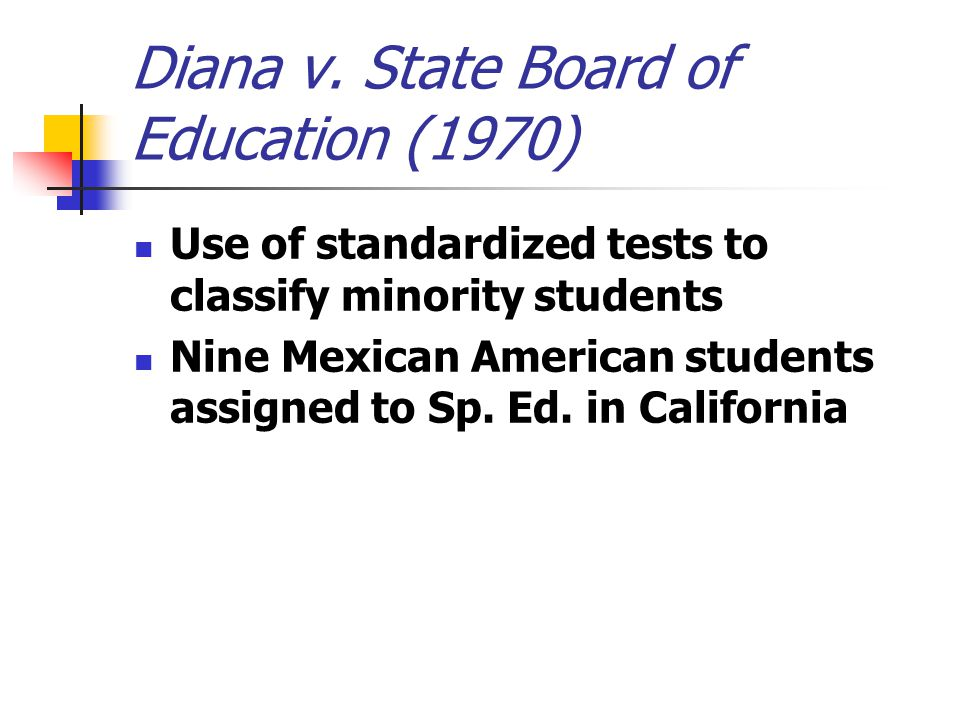 Virginia Department of Education v.Riley (1997) Department of Education v.