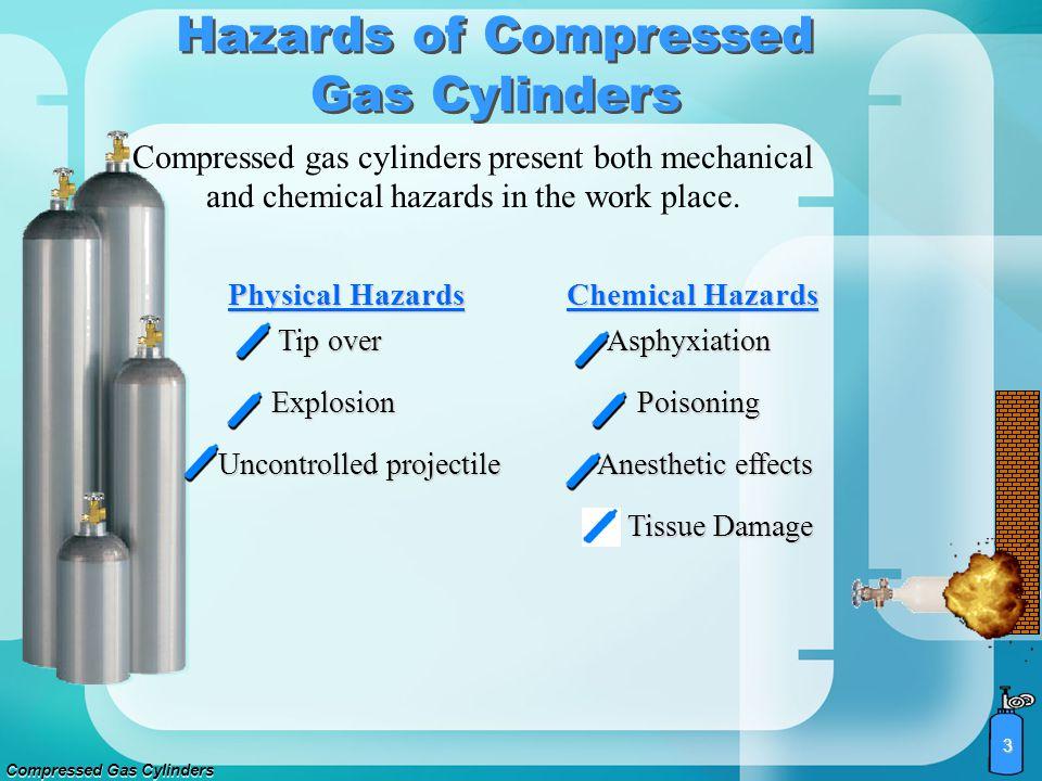 Compressed Gas Cylinders 13 Safe Practices for Handling & Use Regulator Operation   Attach the regulator to the cylinder valve outlet.