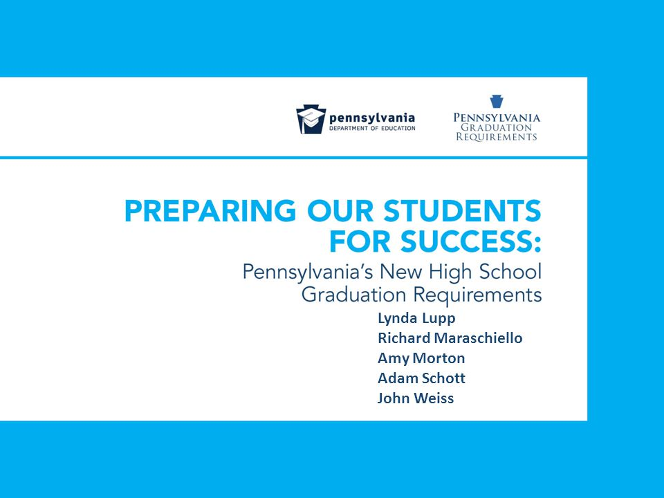 Guidance for IEP Teams A student with a disability will have the same opportunity as the non-disabled student to test out of the course by passing a Keystone Exam and scoring advanced if the school district has made this allowance.
