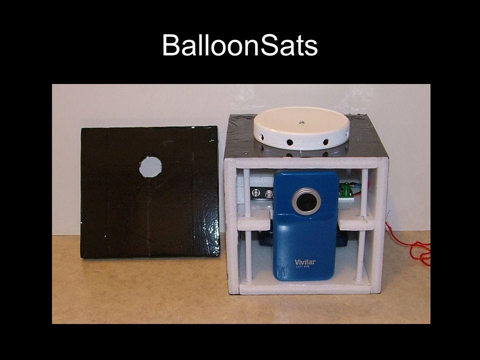 BalloonSats