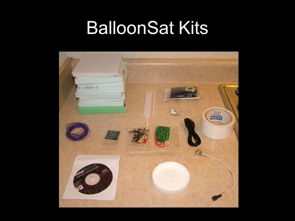 BalloonSat Kits