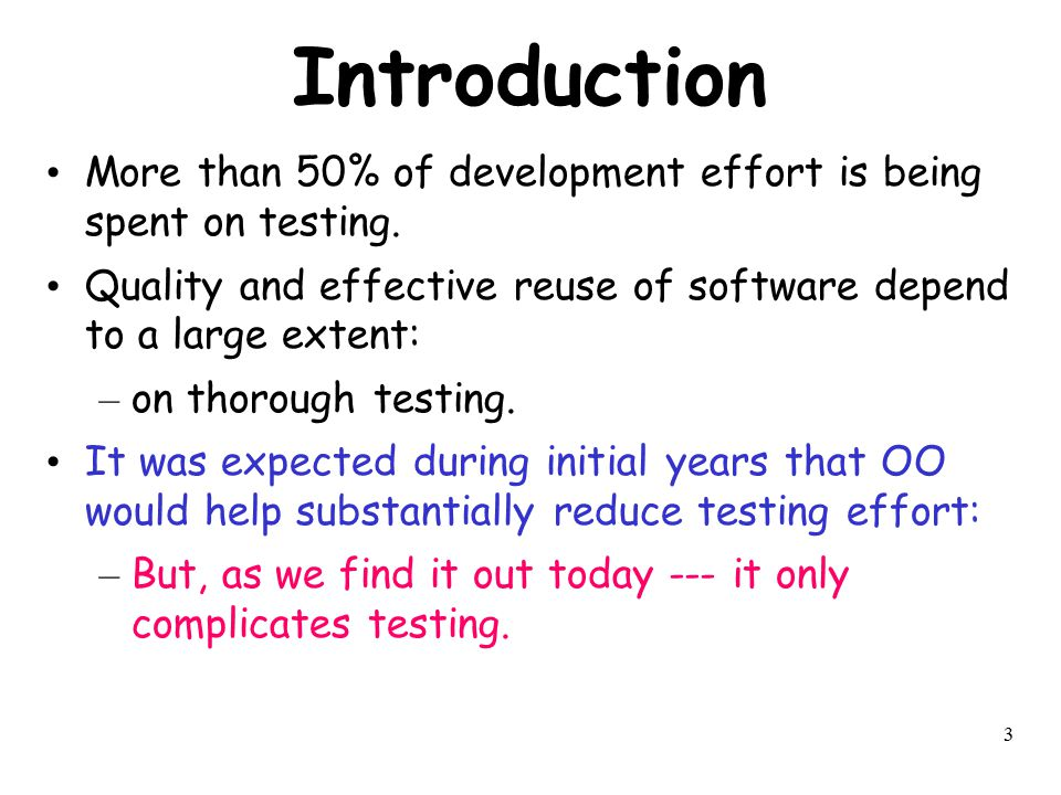 24 State-Based Testing cont...The state model defines the allowable transitions at each state.