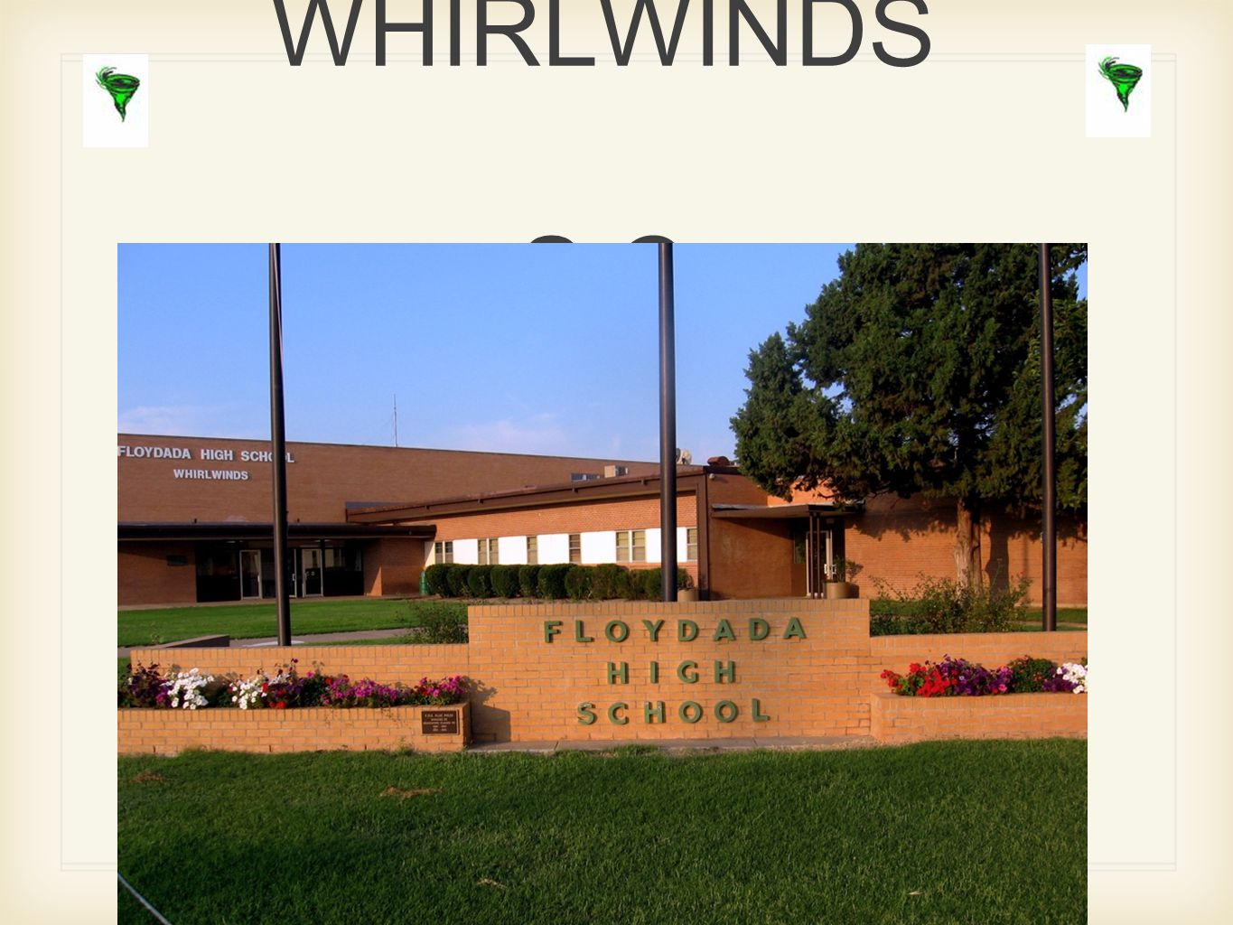 WHIRLWINDS S C