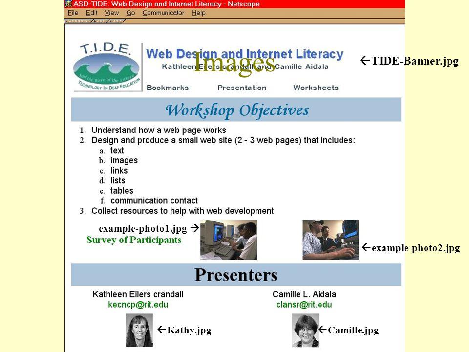  TIDE-Banner.jpg  example-photo2.jpg example-photo1.jpg   Camille.jpg  Kathy.jpg Images