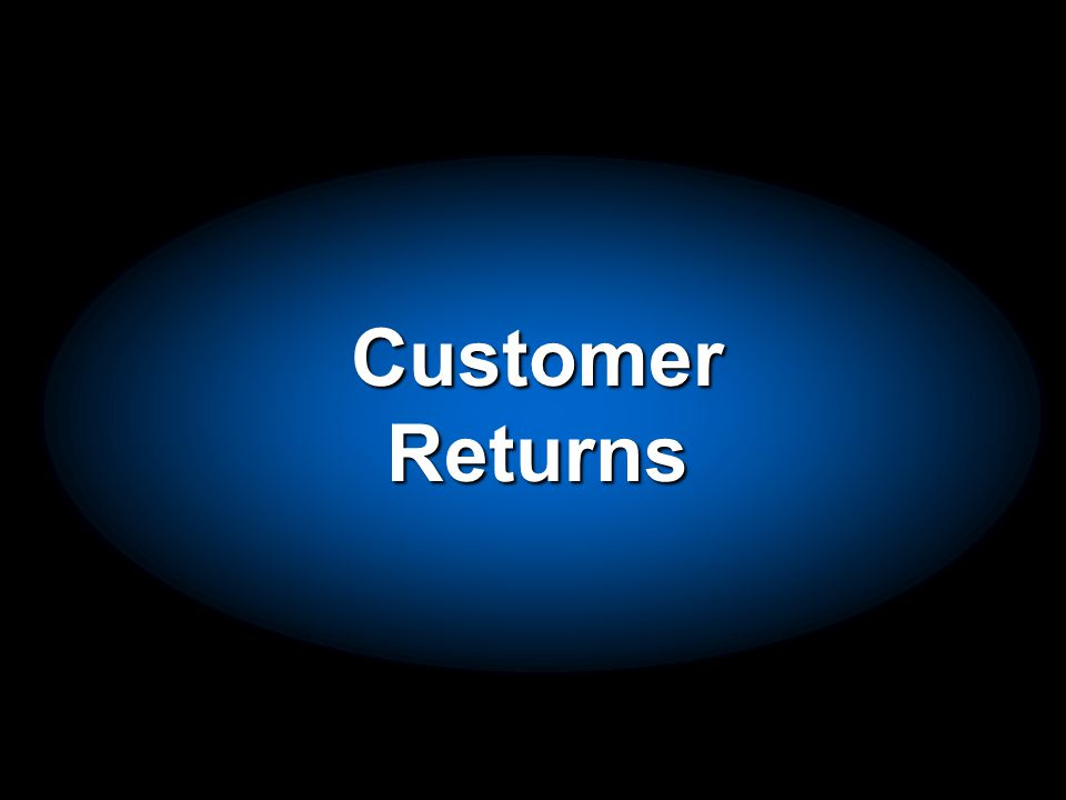 CustomerReturns
