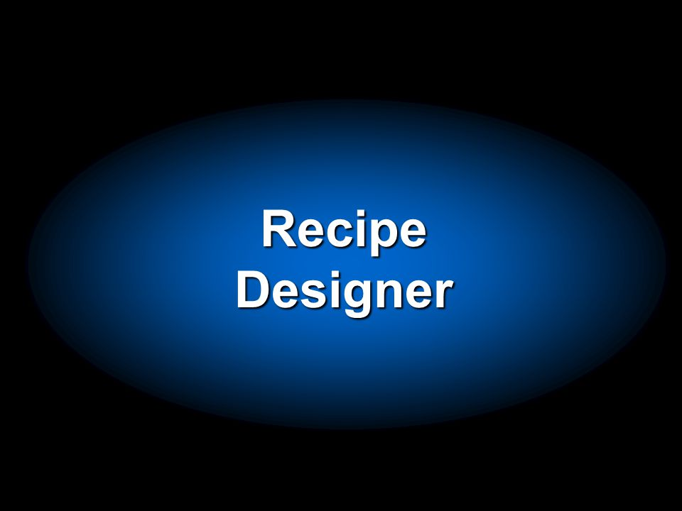 RecipeDesigner
