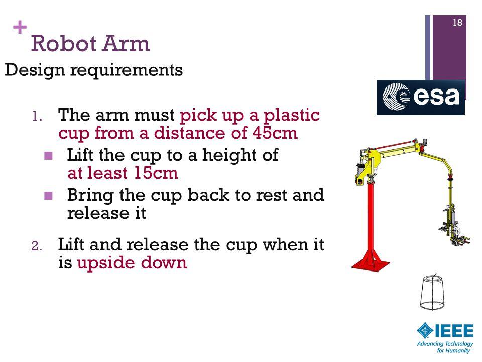 + Robot Arm 1.