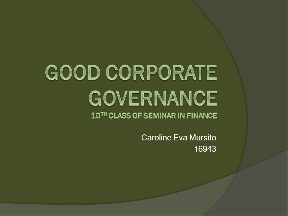 Caroline Eva Mursito 16943