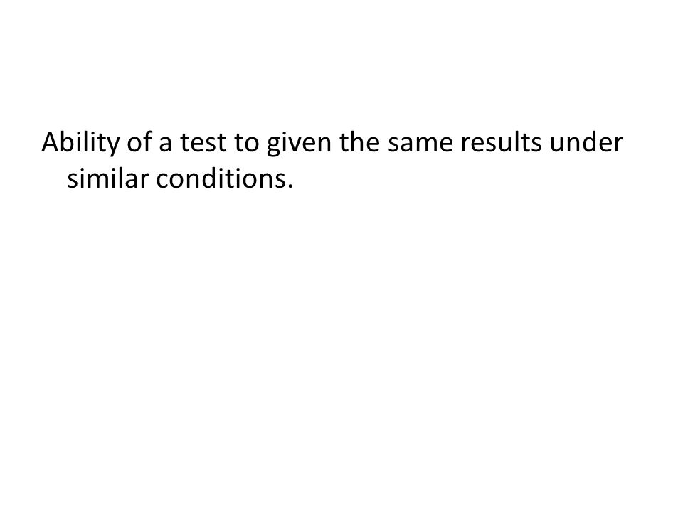 Answer; D General Aptitude Test Battery