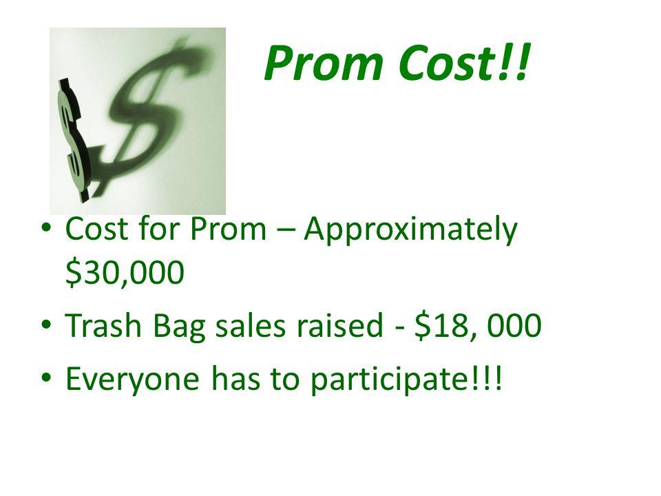 Prom Cost!.
