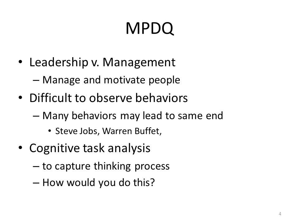 MPDQ Leadership v.