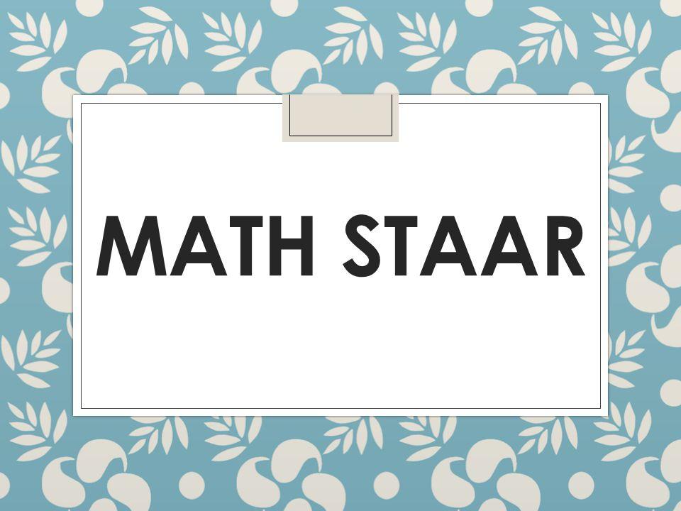 MATH STAAR