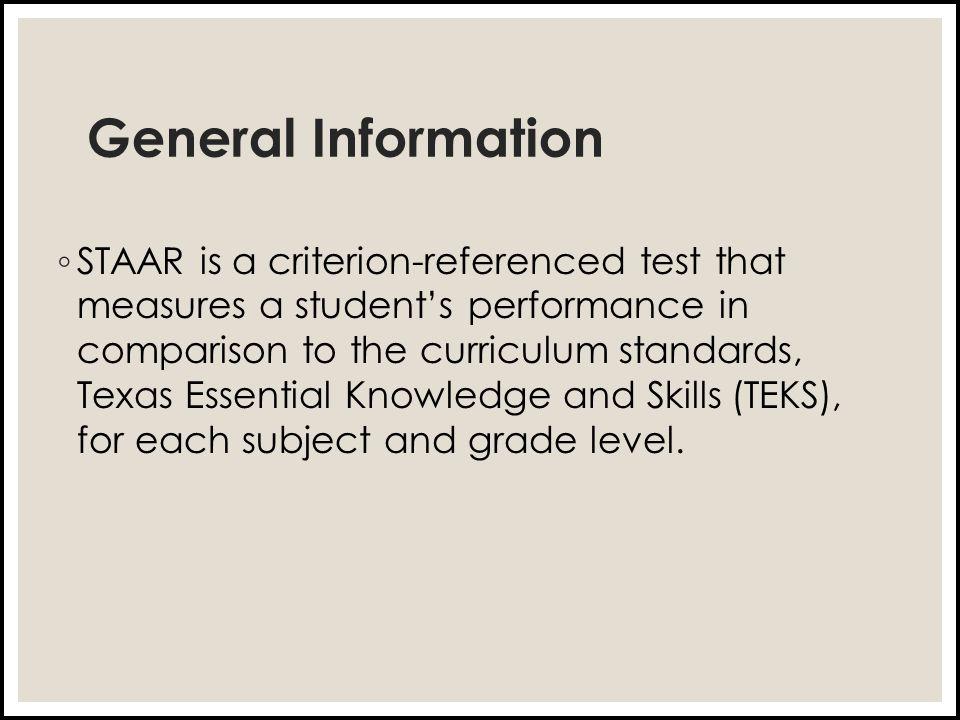 STAAR Math Griddables